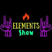 Логотип Elements Show - Огненное и Световое шоу Саратов