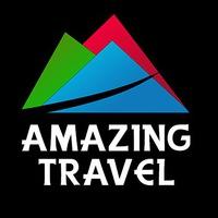 Логотип Amazing Travel - авторские путешествия!