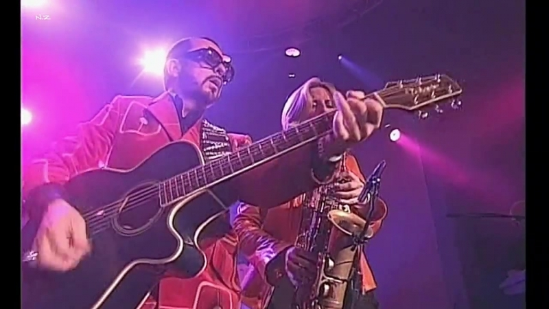 Candy Dulfer - Dave Stewart - Lily Was Here 1989 Video HD