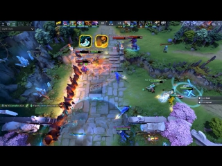 Teaser NAVI Dota2 Highlights vs Team Spirit @ SL i-League Invitational S3