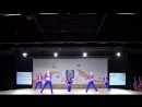 FISAF Int Fitness Sports Aerobics World Championships 2017. Preliminary Junior Petite Aerobic 17-Oct-2017