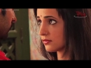 Ашиш Шарма и Саная Ирани за кадром сериала Цвета страсти. Рудра целует Паро, что
