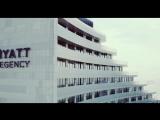 Красивое видео о Сочи 2017. Аэросъемка 4К. Горки Город, Олимпийский Парк. (2)