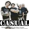 Рок-группа CASUAL