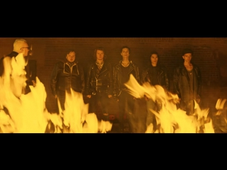 THE RELENTLESS - Let Him Burn (Official Music Video) from AMERICAN SATAN