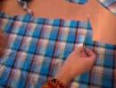 Рубашка клетка воротник важный нюанс
