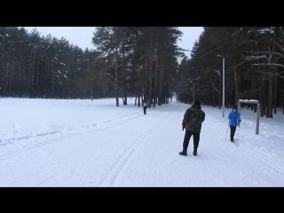 """Лыжный марафон """"В здоровом теле, здоровый дух!"""