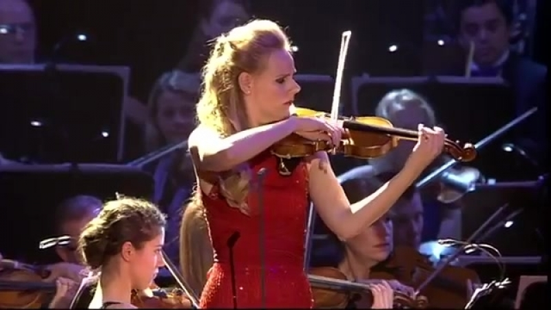 Simone Lamsma (violin)—Davida Scheffers (cor anglais)(Netherlands Philharmonic Orchestra) John Williams — Schindlers List