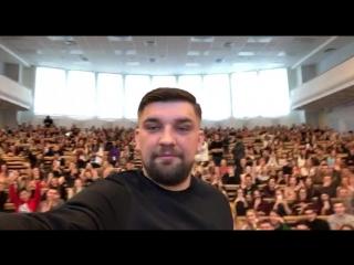 Поздравление с 8 марта от Василия Вакуленко