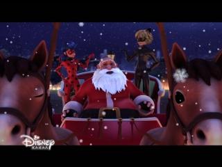 Леди Баг и Супер-Кот - Премьера специального эпизода - 24 декабря в 13:15 на Канале Disney!