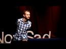 Ник Вуйчич Преодоление отчаяния TEDxNoviSad