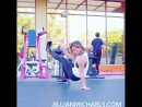 Комплекс упражнений для ягодиц и пресса для профи от Джилиан Майклс