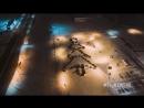 Новогодняя ель из авто, съемка #FlyNEWS48