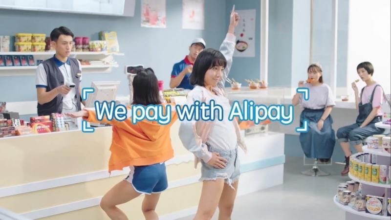 1Million Dance Studio | May J Lee X Alipay