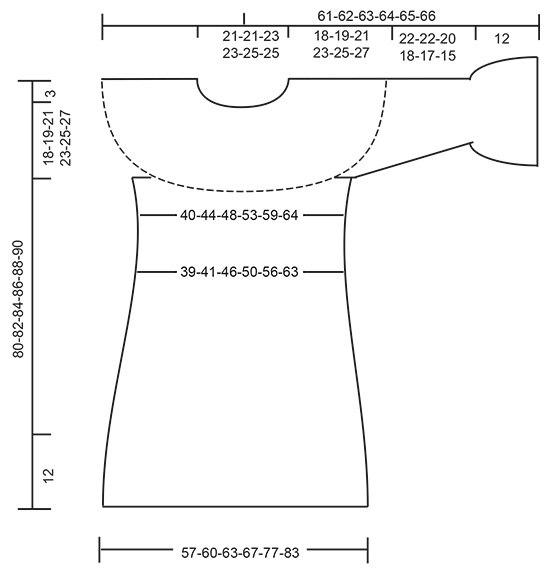 钩针连衣裙(447) - 柳芯飘雪 - 柳芯飘雪的博客
