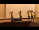 Первое выступление. Танцы для детей