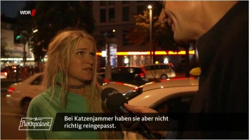 Interview Solveig Heilo_Reeperbahn Festival, Hamburg 23/09/2017