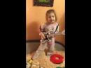 Алисандра Омелиан 3года-Юная фанатка Родиона Газманова