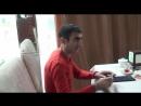 Vusal Fexri  Aysel Sevmez   Menim Askim klip 2017