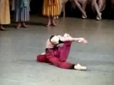 Танец Никии, 2 акт балета Л. Минкуса