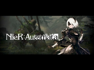 Я вернулся и сейчас буду играть в NieR: Automata