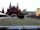 конное шоу на фестивале Спасская башня