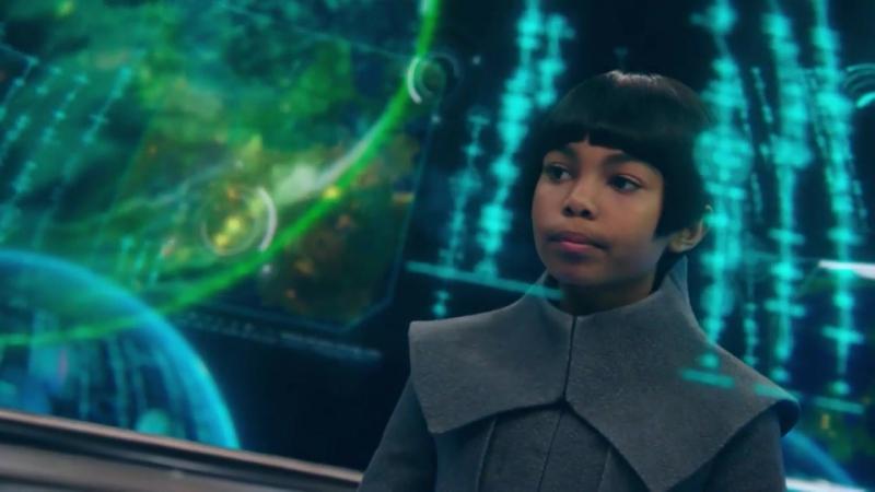 Star Trek: Discovery (Звездный Путь: Дискавери) - видео со съемок и интервью (Майкл Бернэм)