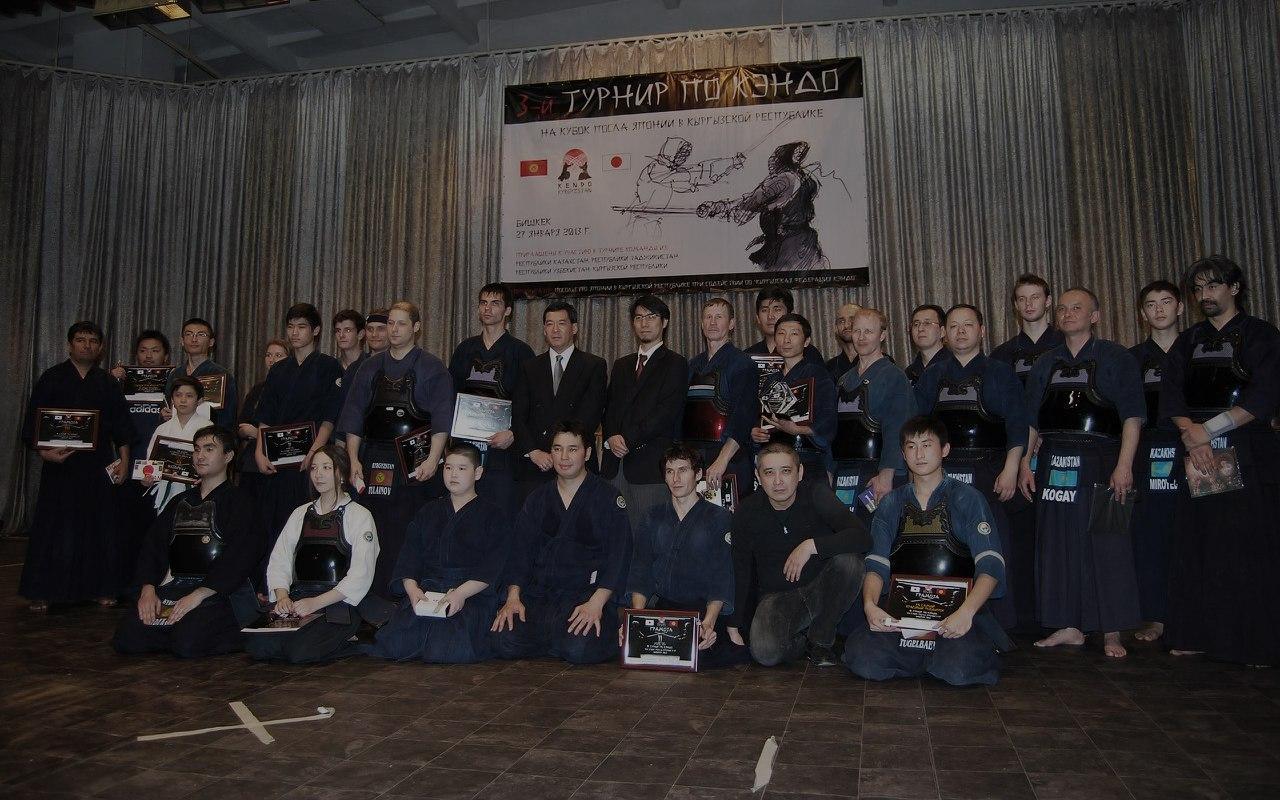 Турнир в Бишкеке / Фотоотчет