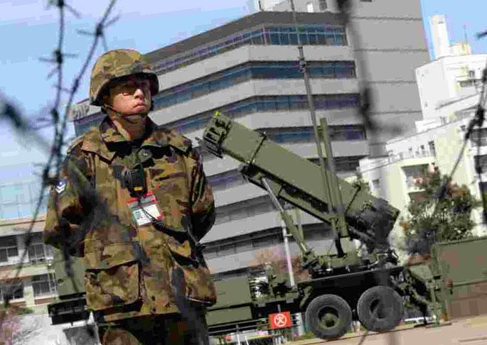 Японские ПВО