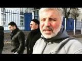 Певец Сосо Павлиашвили приехал в Северную Осетию в честь победы Мурата Гассиева