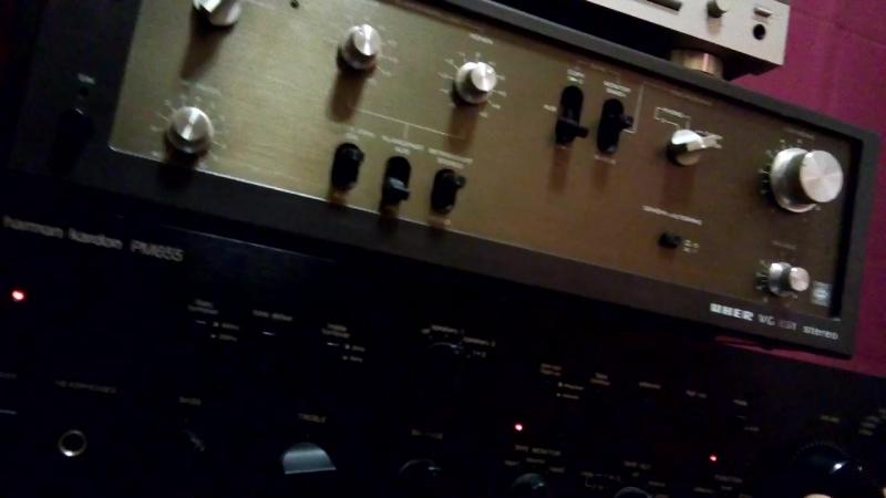 Radiotehnika S90D pm655 Установлен кабель акустический Klotz 260