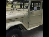 1981 Toyota Land Cruiser HJ45 Diesel Troop Carrier
