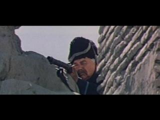 Служа отечеству (1980). Бой между русским отрядом и афганцами
