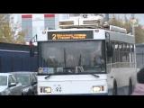 Подольские троллейбусы продолжают движение в штатном режиме
