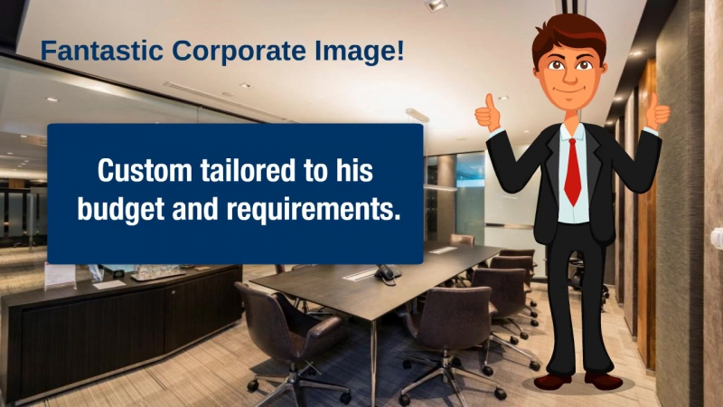 Fully Furnished Office Space Tailored To Your Needs And Budget