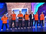 КВН 2017 Высшая лига - 12 - Первый полуфинал - Музфристайл, Проигрыватель