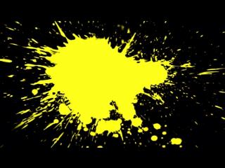 Green screen paint splat,футажи краски,футажи hd,брызги краски,футажи для видеом