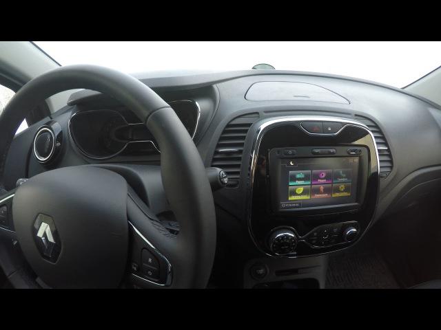 Renault Kaptur 1.6L Style Отзыв владельца пробег 3800км