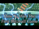 FFX First Blitzball Game - How To Easily Win