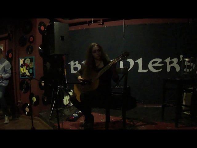Этюд Маттео Каркасси на сцене Brawler's Pub