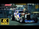 4K BURNOUT Paradise Remastered Xbox One X Gameplay 60ᶠᵖˢ @ 2160p ✔