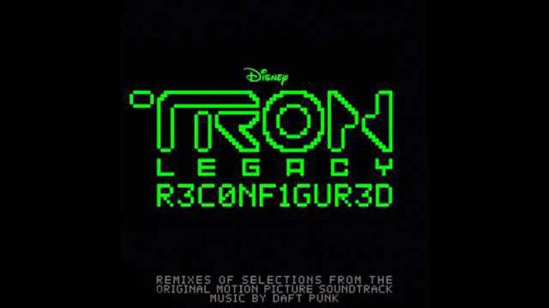 TRON Legacy R3CONF1GUR3D - 02 - Fall (M83 Vs Big Black Delta Remix) [Daft Punk]