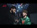 Post-fight interview: Kurban Gadzhiev