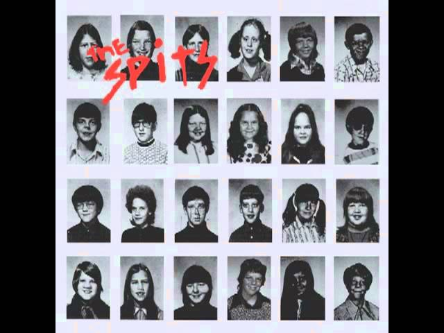 The spits - school's out
