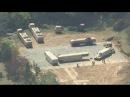 Армия США начала скрытое движение к границе с Северной Кореей.