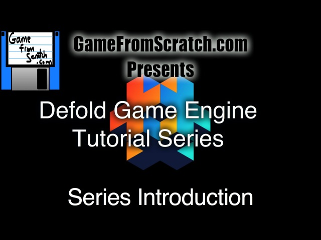 Defold Tutorial Series— Series Introduction