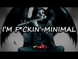 DJ Joke-R - I'M FCKIN' MINIMAL vol. 58 Halloween 2017
