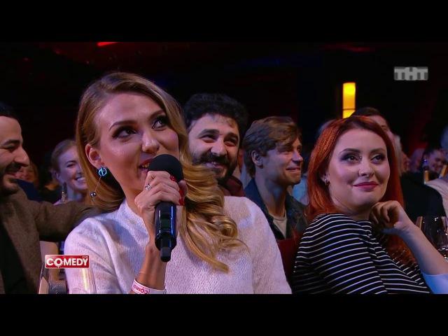 Татьяна Цимфер Мисс Москва 2016 в Камеди Клаб Comedy Club 24.11.2017