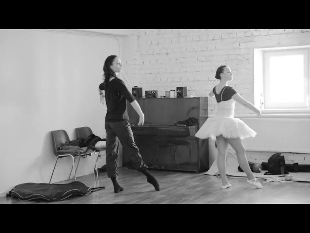 Балерина и преподаватель Анна Сысоева