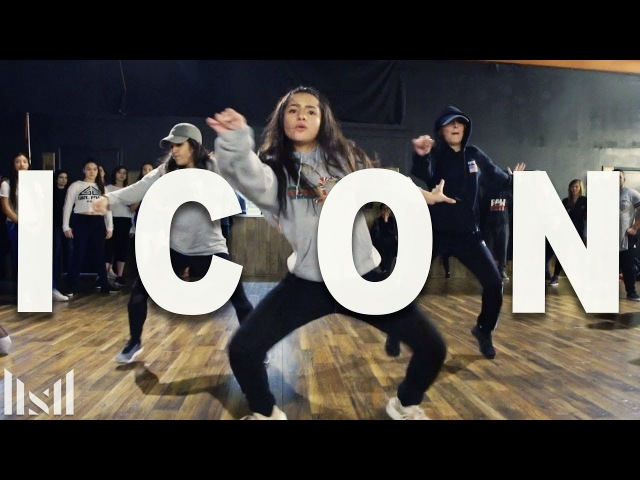 ICON - Jaden Smith Dance | Matt Steffanina Choreography ft Julian